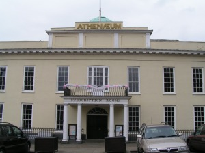 The Athenaeum, Bury St. Edmunds