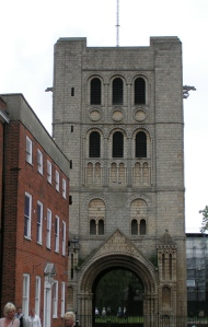 Norman Tower, Bury St. Edmunds